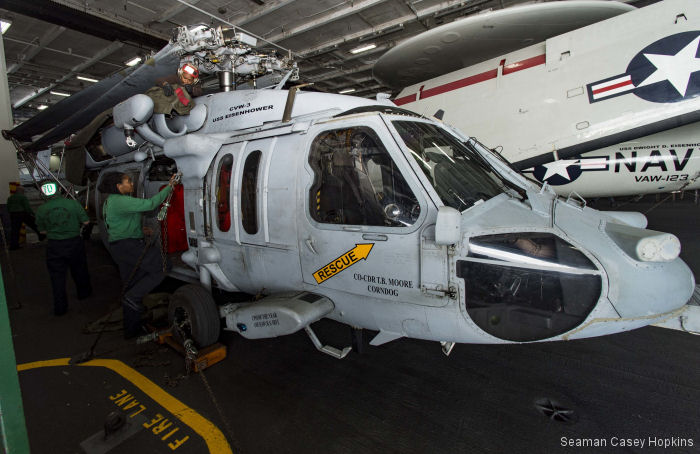 Helicopter Sea Combat Squadron SEVEN US Navy