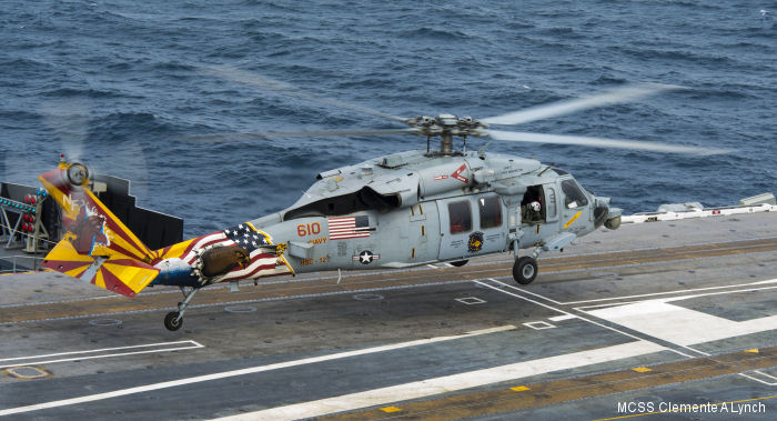 Helicopter Sea Combat Squadron TWELVE US Navy