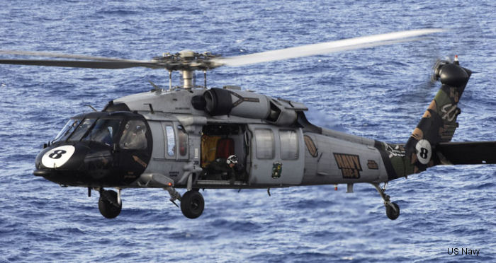 Helicopter Sea Combat Squadron EIGHT US Navy
