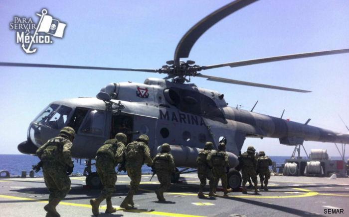Resultado de imagem para Mi-17 mexico