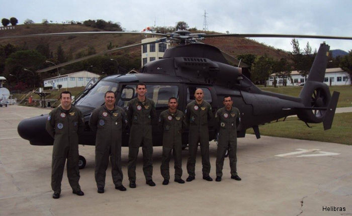 Comando de Aviação do Exército AS565AA Panther