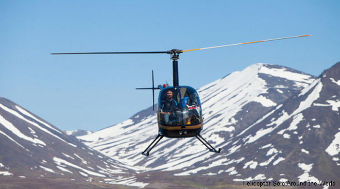Helicopter Robinson R22 Beta II Serial 3609 Register D-HDIM. Aircraft history and location