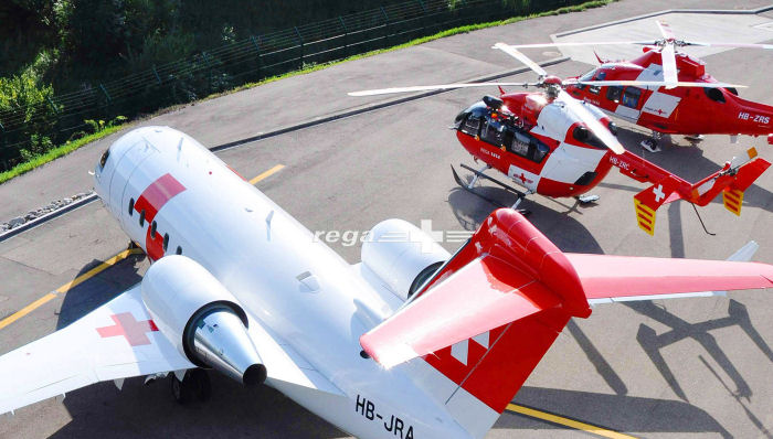 REGA Swiss Air Rescue