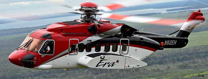 ERA Helicopters S-92