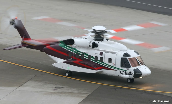 Gulf Helicopters S-92