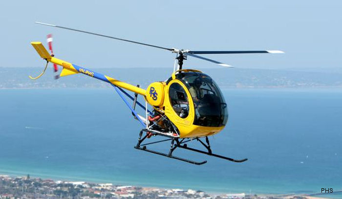 Professional Helicopter Services 300CBi (269C-1)
