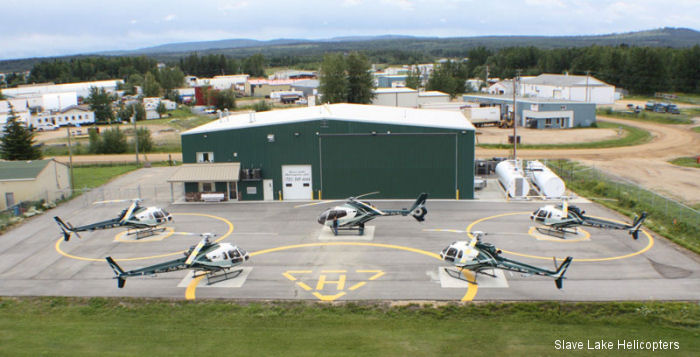Slave Lake Helicopters