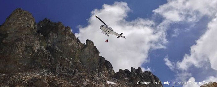 Snohomish County Helicopter Rescue Team State of Washington