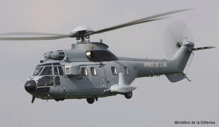 Eurocopter Super Puma/Cougar