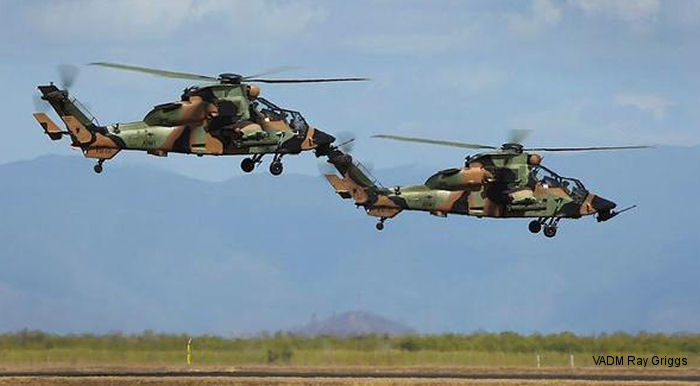 Australian Army Aviation Tiger ARH