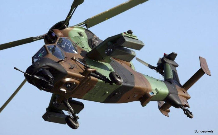 Eurocopter Tiger / Tigre