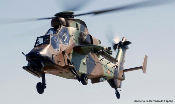 Eurocopter Tiger HAD