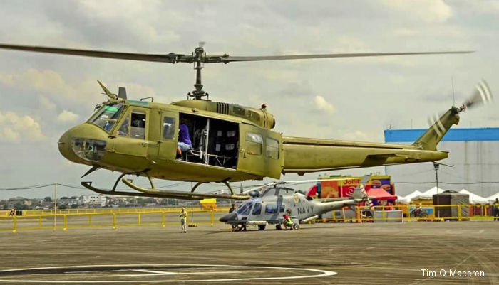 Philippine Air Force UH-1D