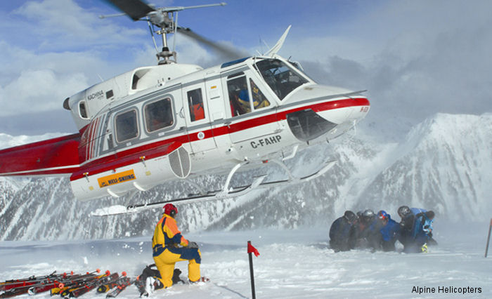 Alpine Helicopters 212