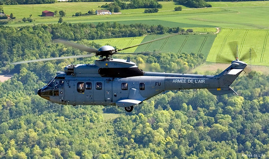 Aerospatiale AS332 Super Puma