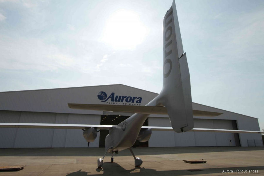 aurora flight sciences