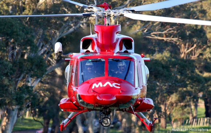 Australian Helicopters 412