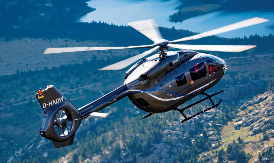 Airbus Helicopters H145 / BK117D3