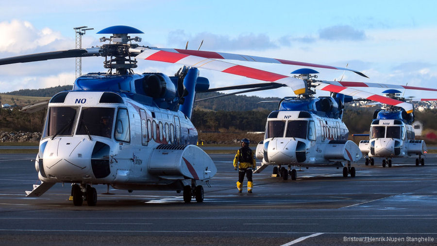 Bristow Norway AS S-92