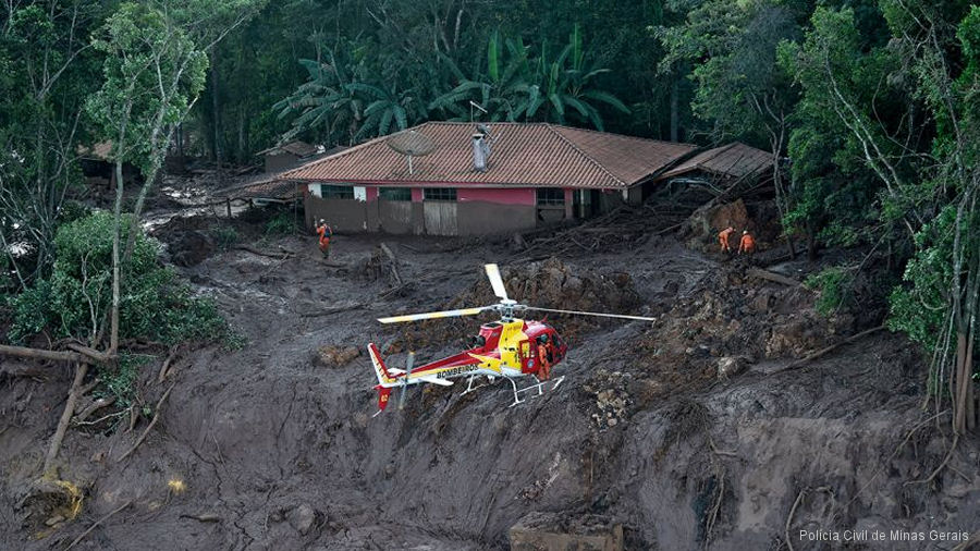 Brumadinho Dam Collapse