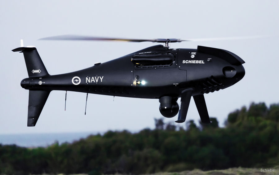 Fleet Air Arm (RAN) Camcopter S-100