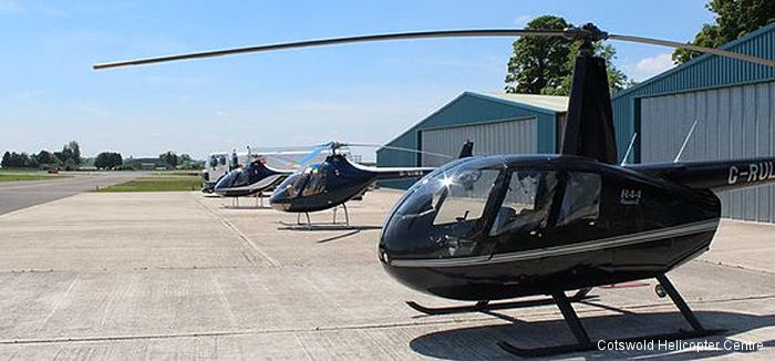 cotswold helicopter centre
