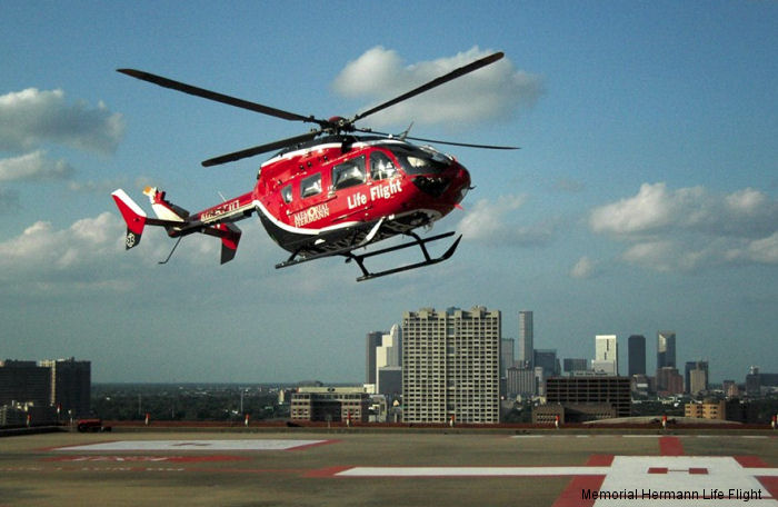 State of Texas EC145