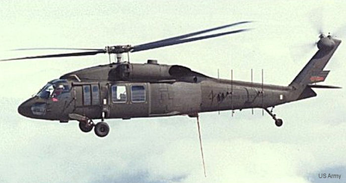 Sikorsky EH-60A QuickFix