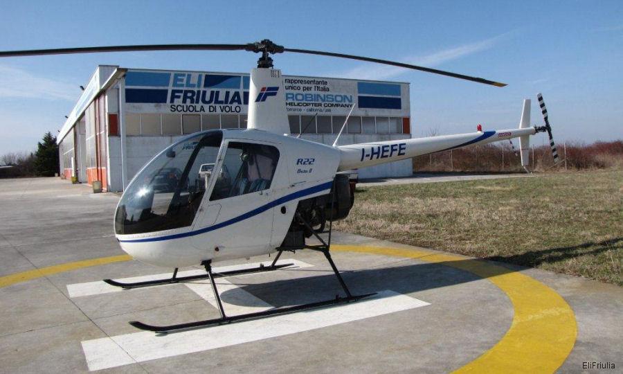 Elicottero Venezia : Elifriulia