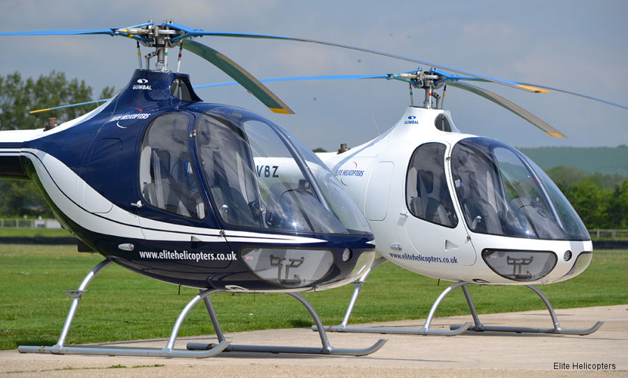 Elite Helicopters Cabri G2