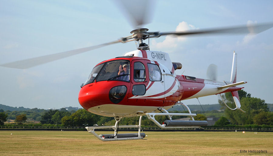 elite helicopters uk