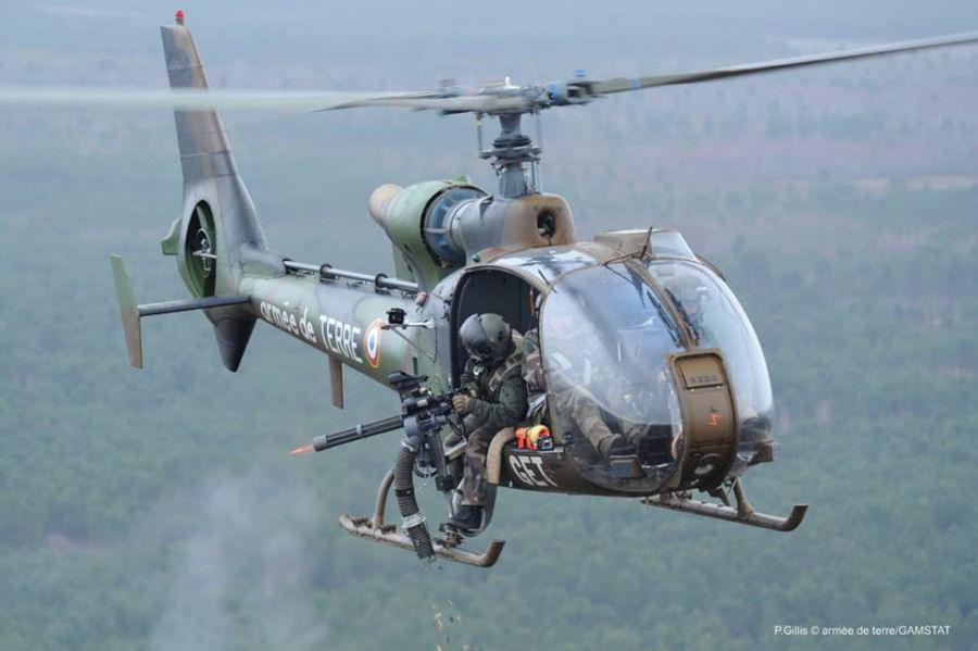 ... Aviation Légère de l'Armée de Terre Gazelle ...