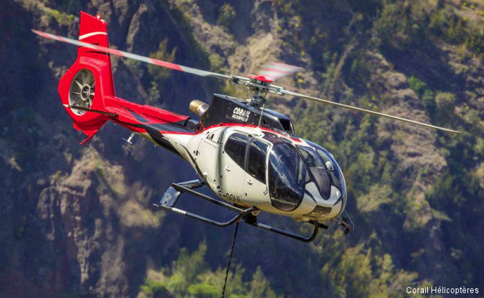 Corail Helicopteres H130 / EC130T2