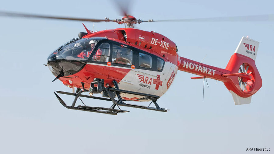 Air Rescue Austria H145 / EC145T2