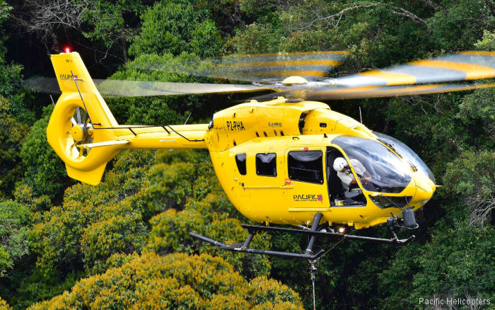 Pacific Helicopters H145 / EC145T2