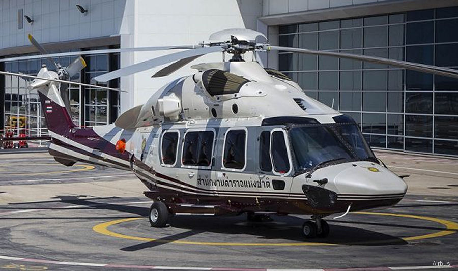 Royal Thai Police H175 / EC175