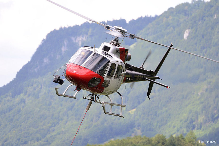 Heli-Linth AG AS350 Ecureuil