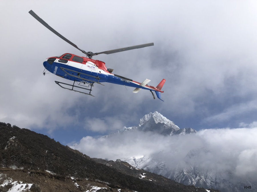 kailash helicopter services