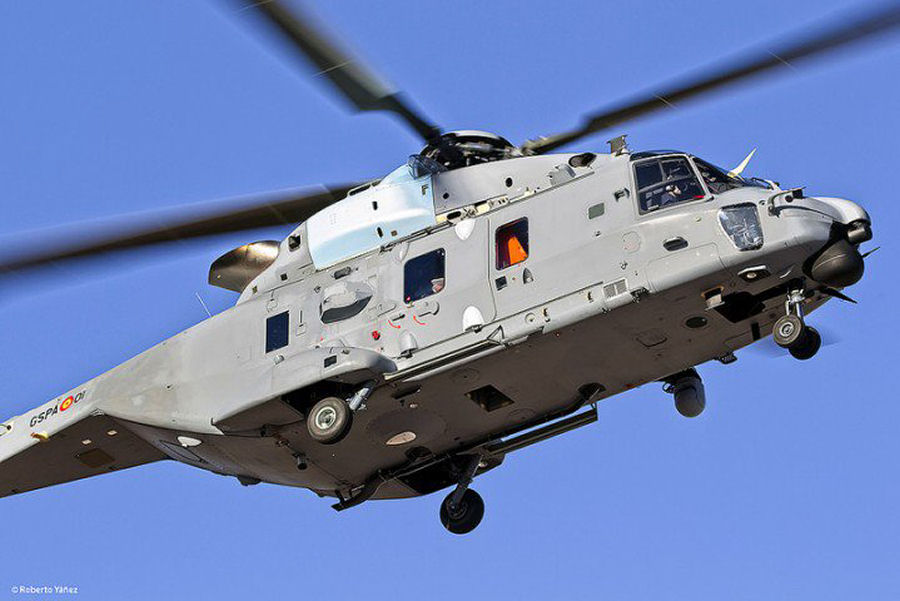 Ejercito del Aire NH90 TTH