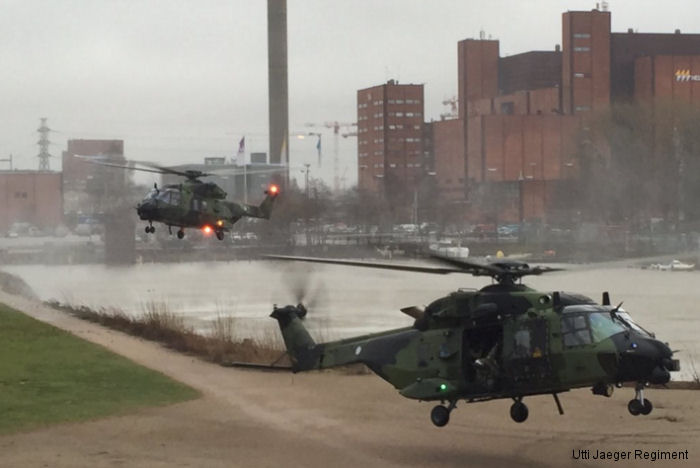 nh90 finnish special forces