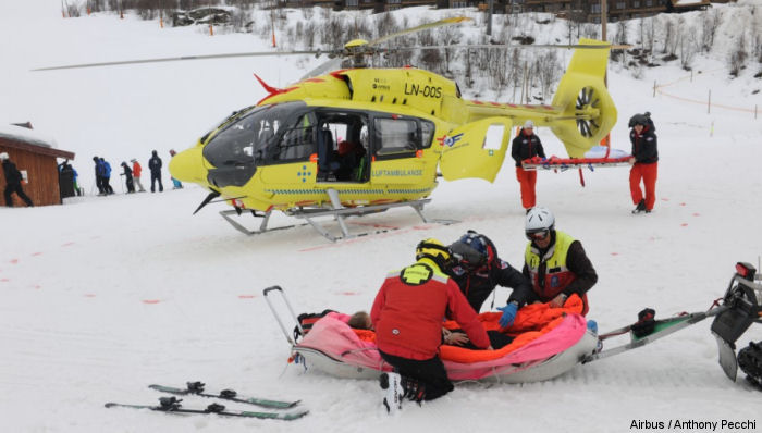 norway air ambulance