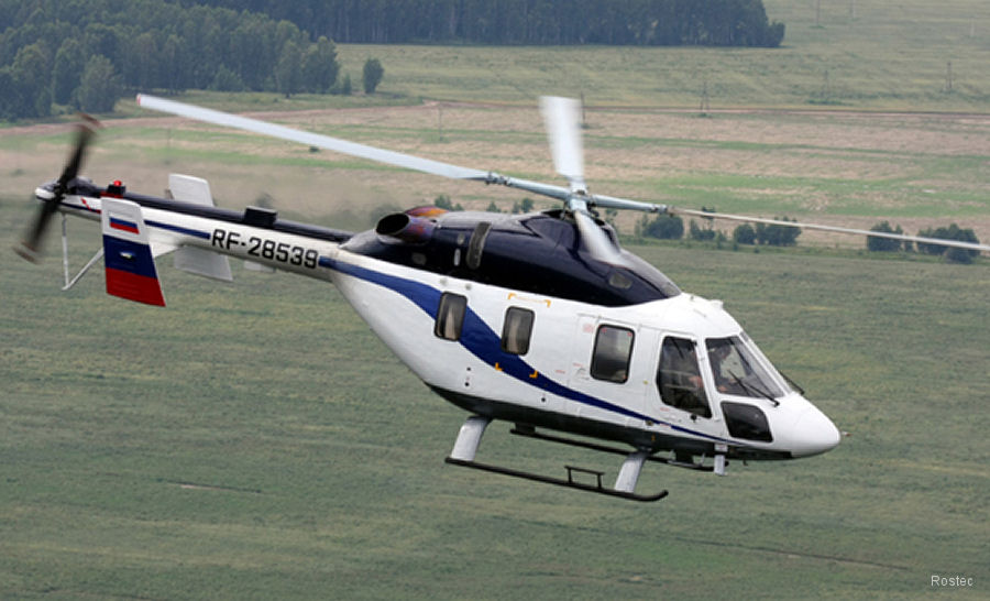 Russian Helicopters Ansat