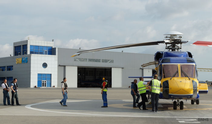silk way helicopter services