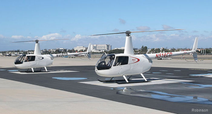 State of Texas R44 Cadet