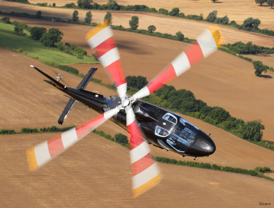 Sloane Helicopters AW109SP GrandNew