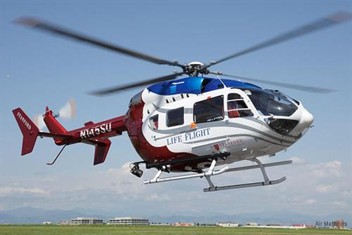 stanford life flight