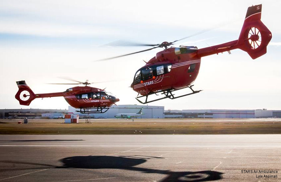 Canadian Ambulance Services H145 / EC145T2