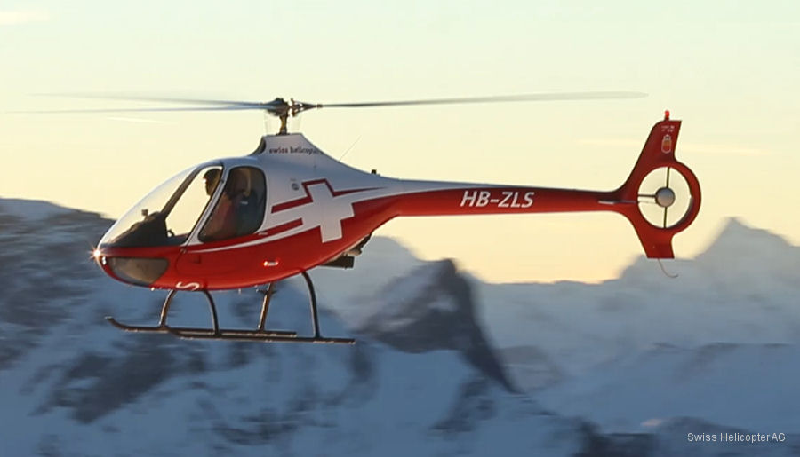 Swiss Helicopter AG Cabri G2