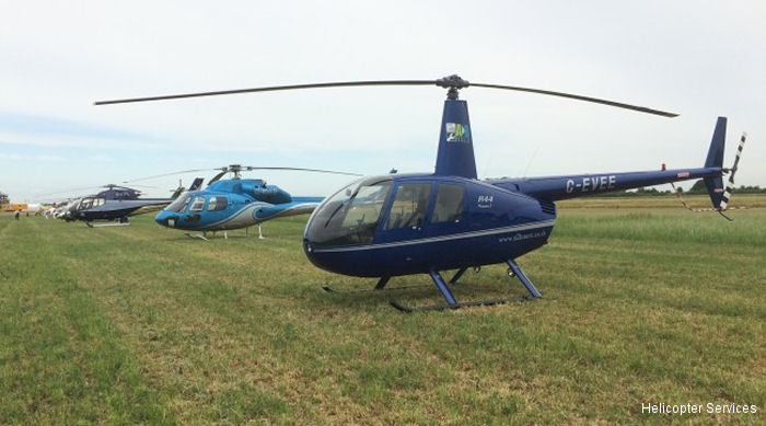 training school helicopter services