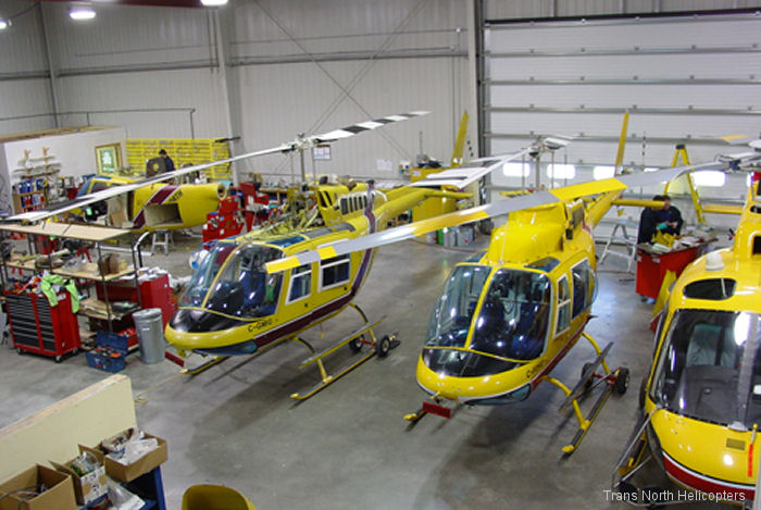 trans north helicopters